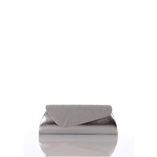 Berramore 7523-2 Gümüş Abiye Çanta