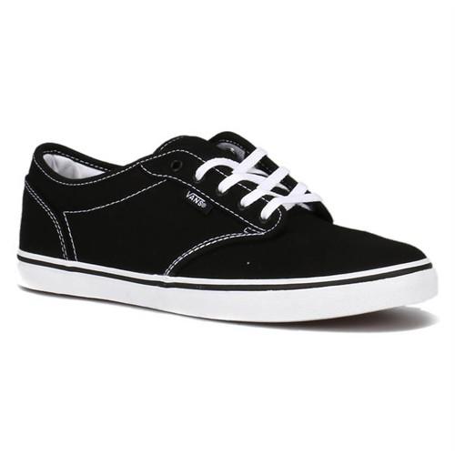 Vans Atwood Low Siyah Beyaz Kadın Sneaker
