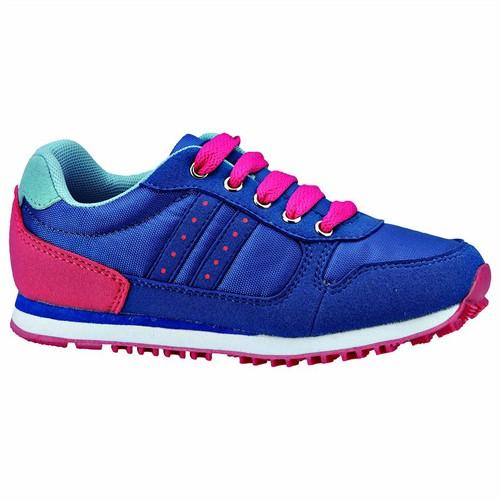 Pink Step Shake-3 Lacivert Kız Çocuk Sneaker