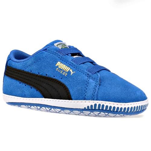 Puma 35596509 Mavi Siyah Unisex Çocuk Sneaker