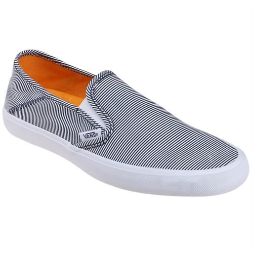 Vans Comina (Slıp-On Convert) Lacivert Beyaz Kadın Sneaker