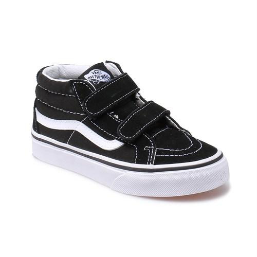 Vans V18t6bt Siyah Beyaz Erkek Çocuk Sneaker