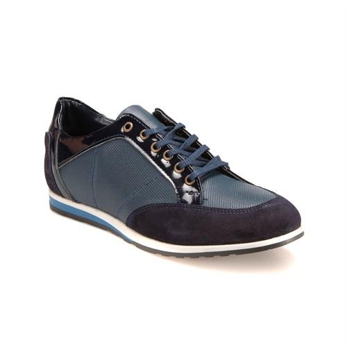 Oxide Renly M 1910 Lacivert Erkek Deri Ayakkabı
