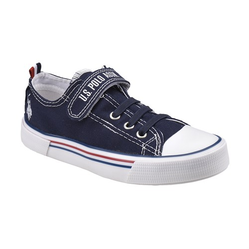 U.S. Polo Assn. A3353254 Lacivert Unisex Çocuk Sneaker