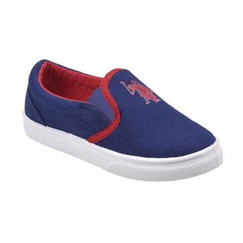 U.S. Polo Assn. A3353183 Lacivert Unisex Çocuk Sneaker