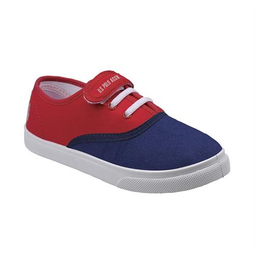U.S. Polo Assn. A3353190 Lacivert Unisex Çocuk Sneaker