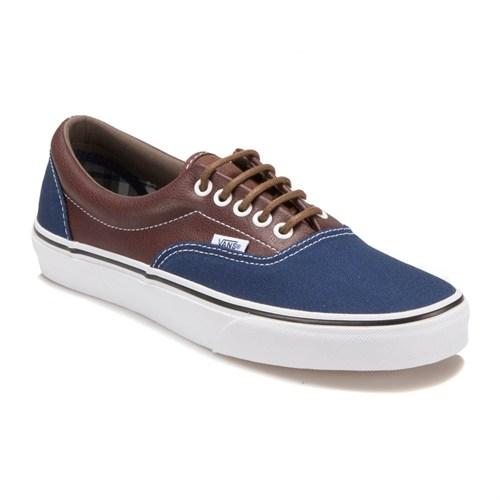 Vans V18fify-Era Lacivert Kahverengi Erkek Sneaker
