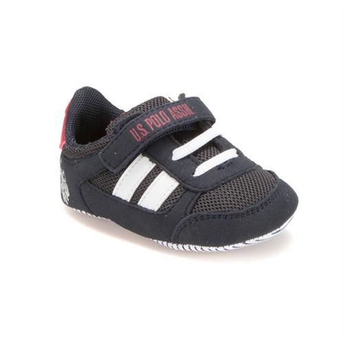 U.S. Polo Assn. 299651 Beyaz Unisex Çocuk Sneaker