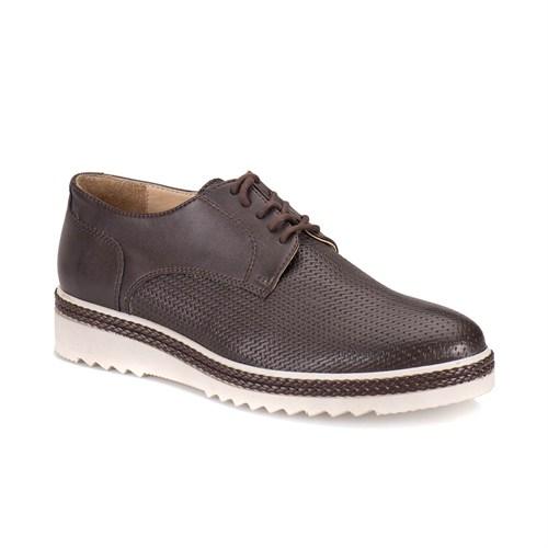 Jj-Stiller 10045-2 M 6690 Kahverengi Erkek Ayakkabı