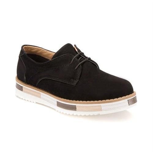 Jj-Stiller Pt-2 M 6686 Siyah Erkek Ayakkabı