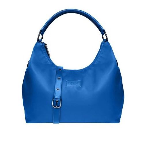 Lipault Lady Plume M Kadın Kol Çantası Mavi