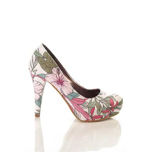Los Ojo Brc 017 Kadın Topuklu Ayakkabı