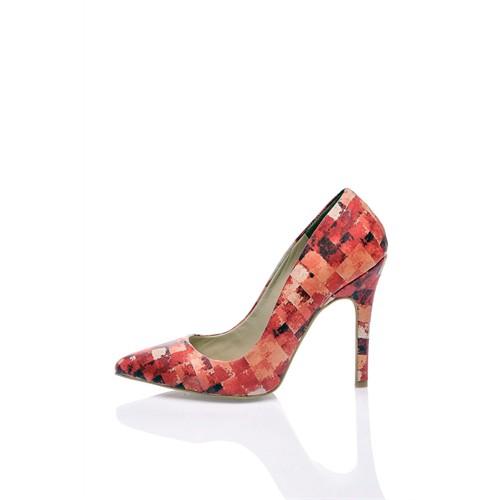 Los Ojo Bricks Topuklu Ayakkabı