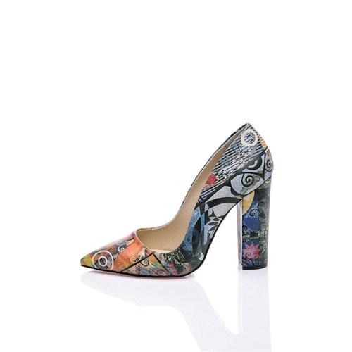 Los Ojo Cassa Topuklu Ayakkabı
