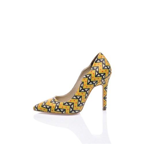 Los Ojo Desire Topuklu Ayakkabı