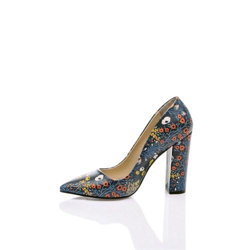 Los Ojo Glen Topuklu Ayakkabı