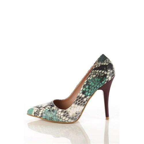 Los Ojo Gnc 007 Stiletto Kadın Topuklu Ayakkabı