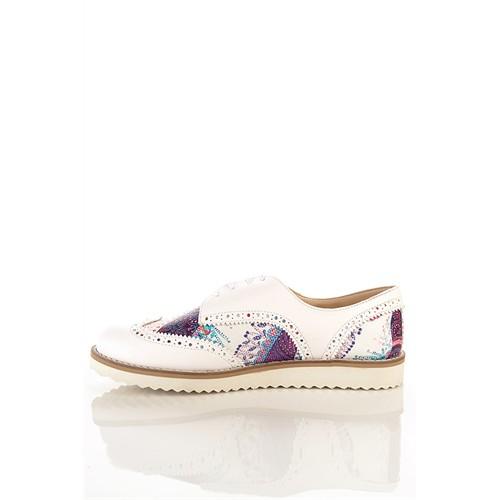 Los Ojo Hsn 008 Çiftyüz Kadın Ayakkabı