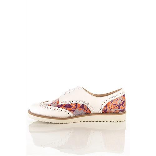 Los Ojo Hsn 017 Çiftyüz Kadın Ayakkabı