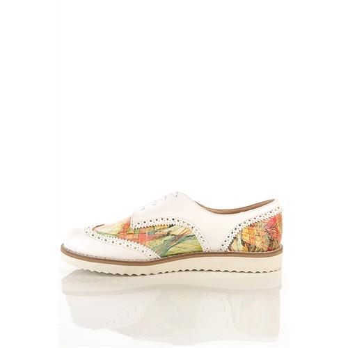 Los Ojo Hsn 033 Çiftyüz Kadın Ayakkabı