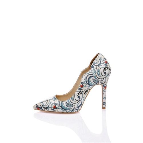 Los Ojo Hurrem Topuklu Ayakkabı