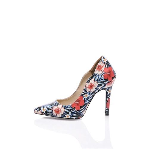 Los Ojo Japanish Topuklu Ayakkabı
