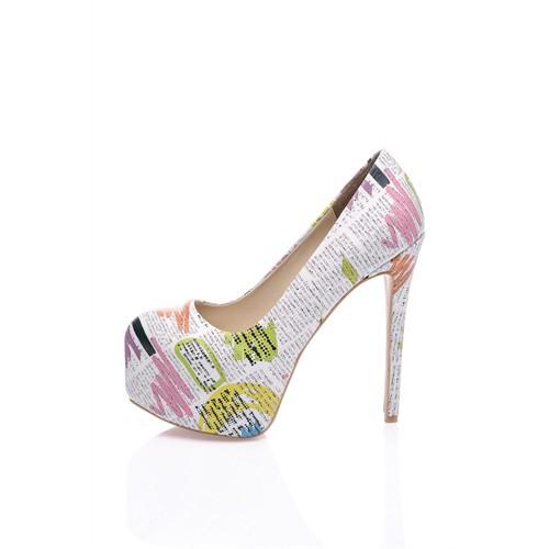 Los Ojo News Topuklu Ayakkabı