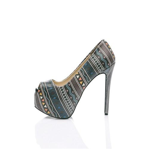 Los Ojo Neyola Topuklu Ayakkabı