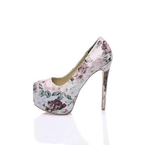 Los Ojo Rosemarine Topuklu Ayakkabı