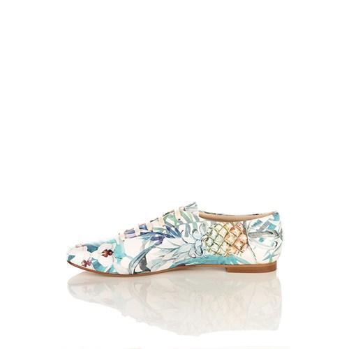 Los Ojo Srdr 028 Casual Bağcıklı Kadın Ayakkabı
