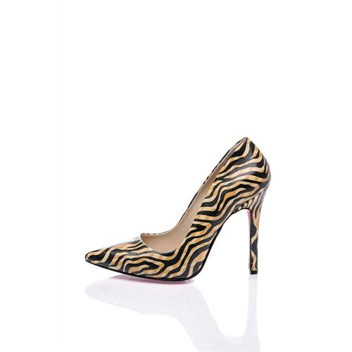 Los Ojo Tiger 100 Topuklu Ayakkabı