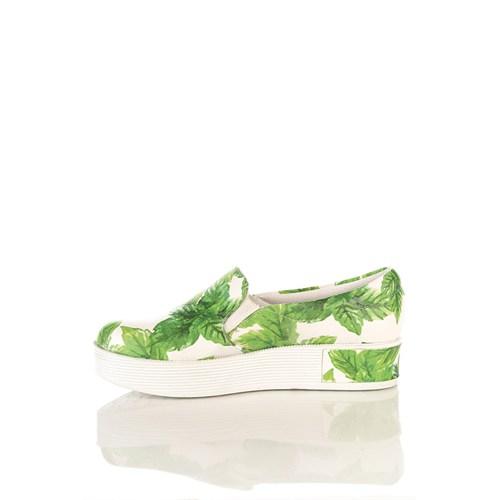 Los Ojo Tkn 004 Yüksek Sneaker Kadın Ayakkabı