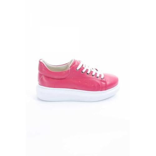 Shoes&Moda Fuşya Kadın Ayakkabı 509-1016-1517013
