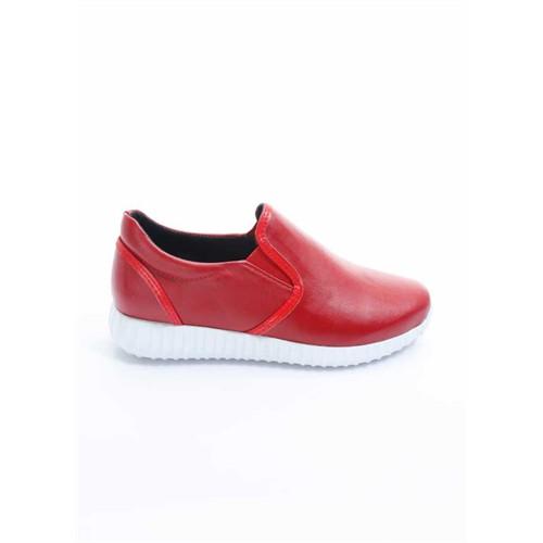 Shoes&Moda Kırmızı Kadın Ayakkabı 509-1016-1513016