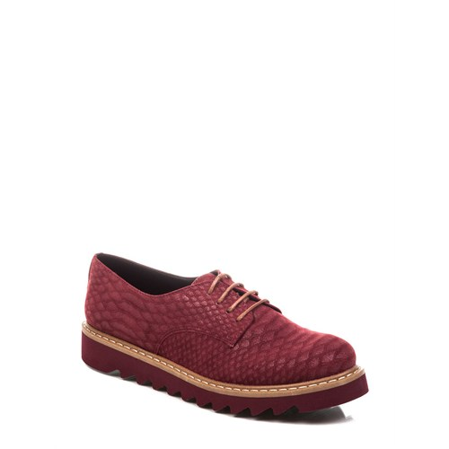 Derigo Bordo Kadın Ayakkabı 2718825
