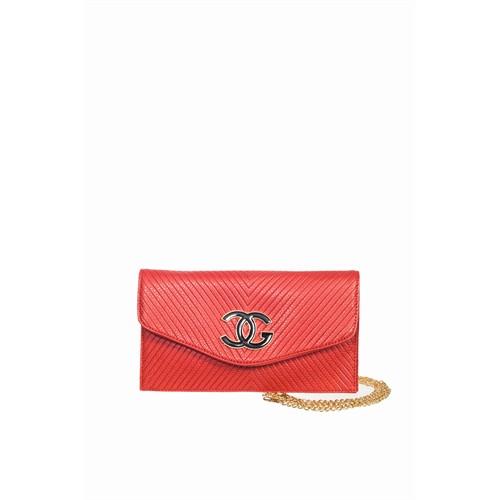 Gnc Bag Omuz Çantası Kırmızı GNC4019-0019