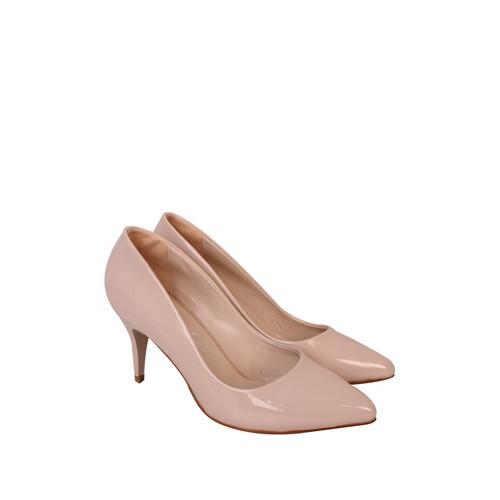 Mina Moor Ayakkabı Karamel Klasik Kadın Ayakkabı - 1770