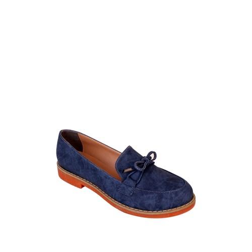 Park Moda Lacivert Günlük Kadın Ayakkabı - 111