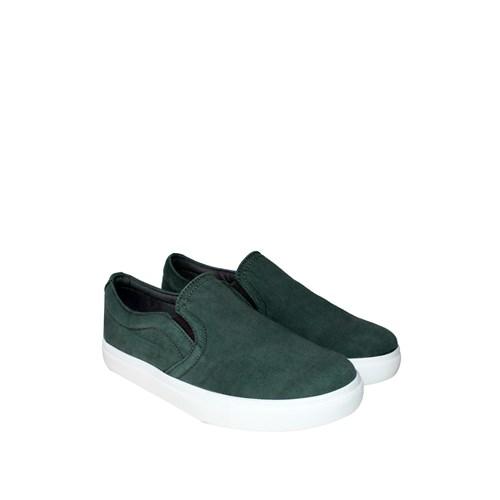 Dosteli Ayakkabı Yeşil Nbn Erkek Keten Ayakkabı - Yamaha