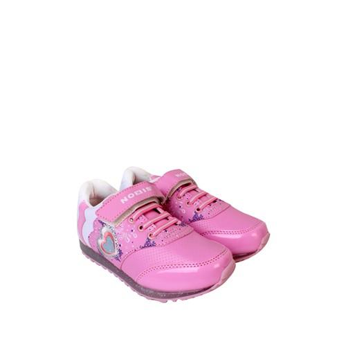 Kaya Dericilik Pembe Günlük Kız Çocuk - 7597 Patik Spor Ayakkabı