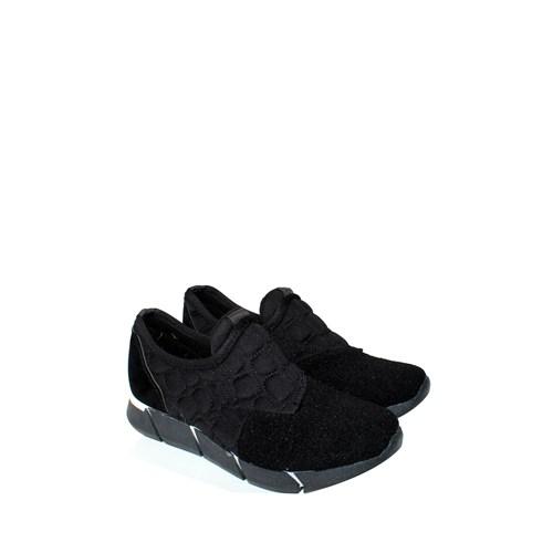 Marco Bellini Siyah Spor Kadın Ayakkabı - 530