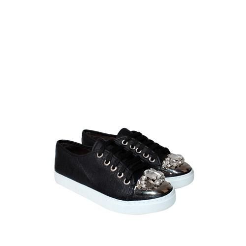 Marco Bellini Siyah Günlük Kadın Ayakkabı - 109