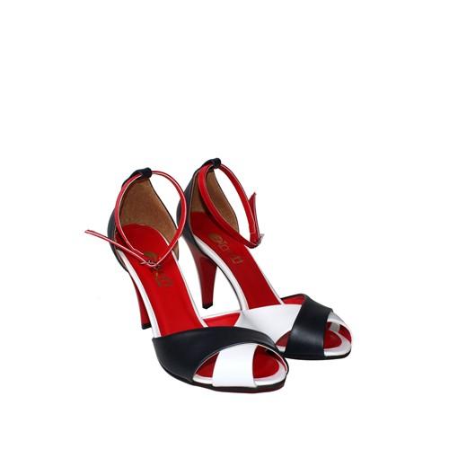 Zinett Ayakkabı Tomy Klasik Kadın Ayakkabı - 16