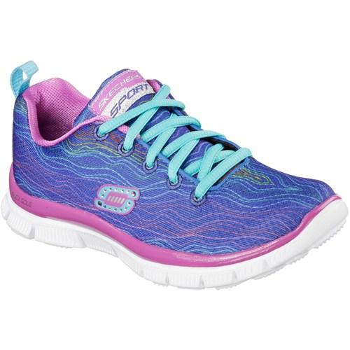 Skechers Bayan Spor Ayakkabı 81856L-Blpr
