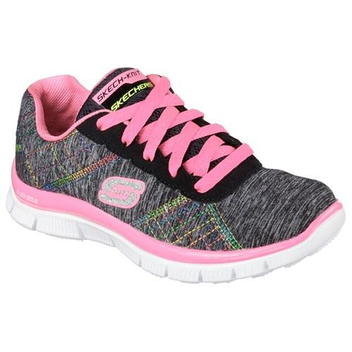Skechers Bayan Spor Ayakkabı 81863L-Bkmt