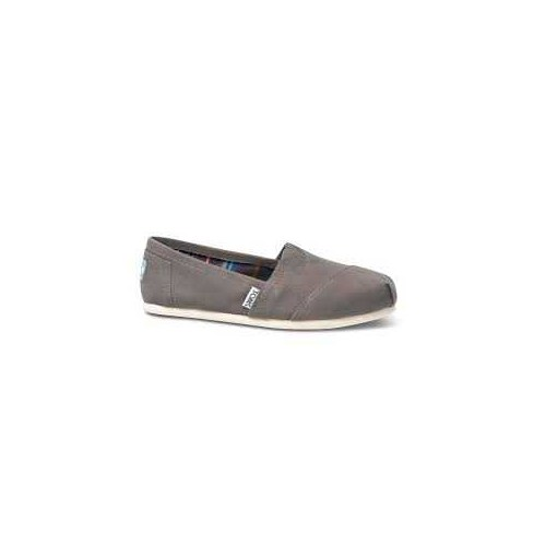 Toms 10000871-Gry Kadın Günlük Ayakkabı