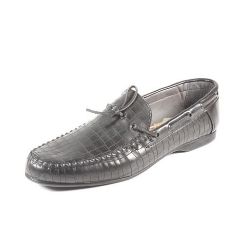 Commodore 267-221 Siyah Erkek Ayakkabı