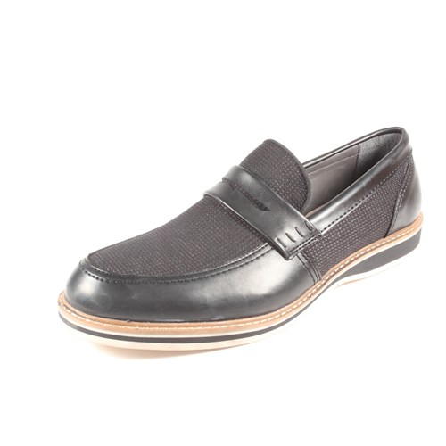 Commodore 267-232 Siyah Erkek Ayakkabı