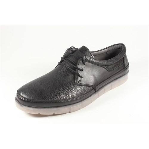 Commodore 267-226 Siyah Cilt Erkek Ayakkabı