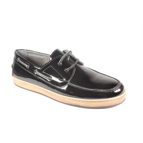 Commodore 267-214 Siyah Rugan Erkek Ayakkabı